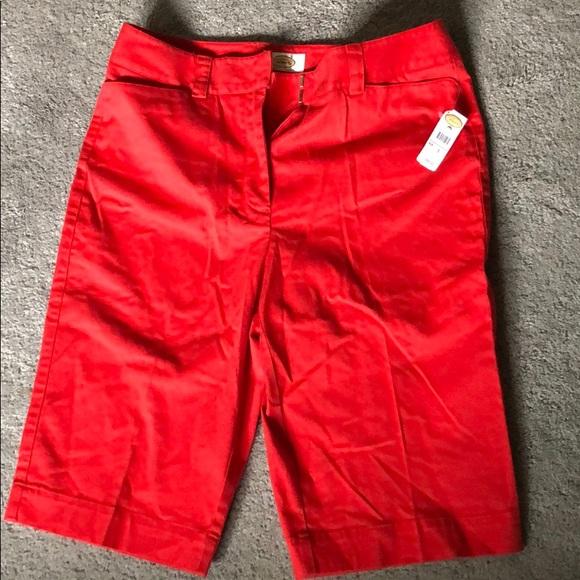 Talbots Pants - NWT Talbots Stretch Shorts